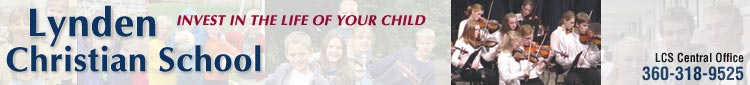 Lynden Christian School - Invest in the life of your child